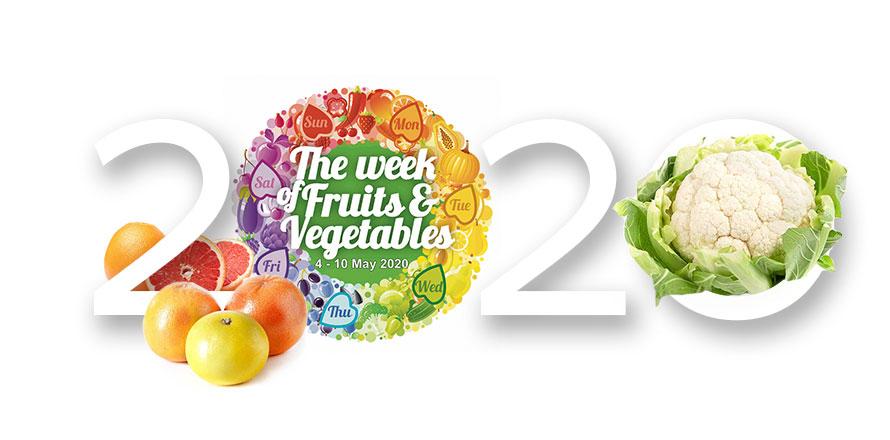 La semaine des fruits et légumes