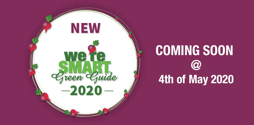 we're smart green guide online