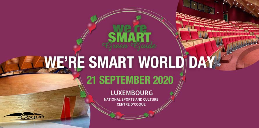 We're Smart World Day 2020